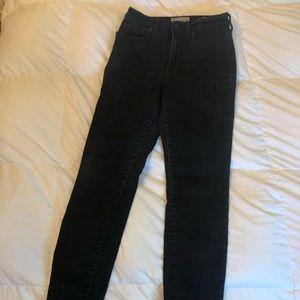 Everlane Black Skinny Jeans